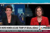 Careful vetting preceded Trump accuser story
