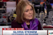 Gloria Steinem on election year culture wars