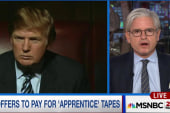 $5 million on table for 'Apprentice' tapes