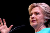 Clinton's final chance to talk policies