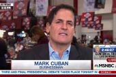 Mark Cuban: Bannon is smarter than Trump