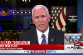 Pence questions Russia role in e-mail hacks