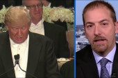 Chuck Todd: 'Trump lost the Al Smith Dinner'