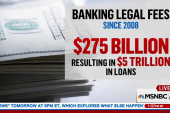 Are legal fees slowing down banks?