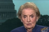 Albright: Trump lives 'in a parallel...