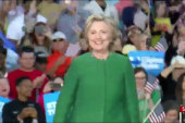 Clinton team begins transition planning