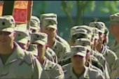 Pentagon demands return of reenlistment...