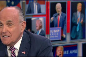 Giuliani: Clinton's 'the biggest criminal...