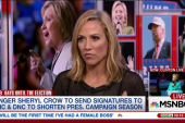 Sheryl Crow calls for shorter elections