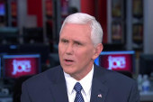 Pence: We want every American to vote
