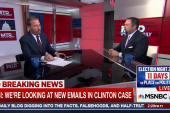 Trump Advisor on Clinton Emails: 'Clearly...