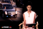 Tamron Hall on the 2009 Presidential...