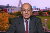 Justice Breyer on 4-4 split, election and...