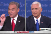 Kaine: 'Trump believes in deportation nation'