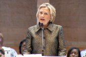 Clinton: Community in pain over Scott...