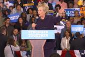 Clinton: 'Locker room banter' line weak...