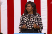 Michelle Obama underscores need for...