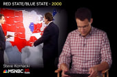 Steve Kornacki on the Origin of Red States...