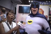 Joy Reid Talks Politics at New York Comic Con