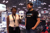 Go Behind the Scenes at New York Comic Con