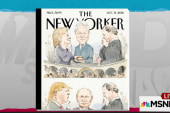 New Yorker to condemn Trump, praise Clinton