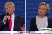 Trump: 'Bill Clinton Was Abusive to Women'