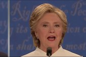 Clinton: 'There's No Doubt That I Respect...