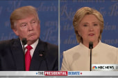 Clinton: 'I'd Be Happy' to Compare Clinton...
