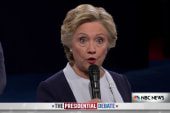 Clinton: 'I Want to Save What Works About...