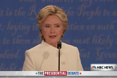 Clinton: Putin Would 'Rather Have a Puppet...