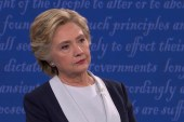 Clinton Talks 'Deplorables' Comment: 'My...