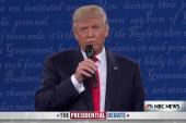 Trump: 'I Guess I Have Been a Politician'