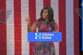 Michelle slams Trump on veterans comment