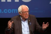 Sanders warns voters of the 'crisis' of...
