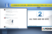5 social media marketing mistakes to avoid