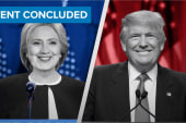 CONCLUDED: Third Presidential Debate of 2016