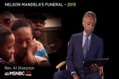Rev. Al Sharpton remembers Nelson Mandela