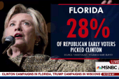 Florida survey: 28% of GOP early voters...