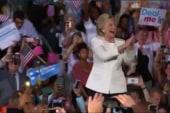Clinton faces enthusiasm gap with black...