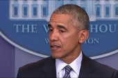 Obama: 'Healthy' for Dems to go through...