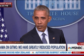 Obama urges Trump not to endanger status...