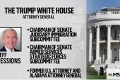Trump fills 3 key cabinet positions