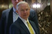 Outrage after Trump picks Sessions for AG