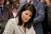 Nikki Haley accepts UN Ambassador offer