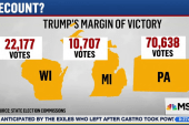 Wisconsin election recount spurs rumors of...