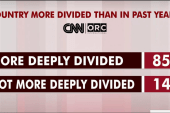 Americans view country as more divided: poll