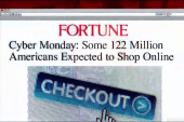 Over 120M to shop for Cyber Monday