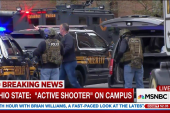 Active shooter at Ohio State University