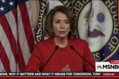 Could Pelosi lose her leadership spot?
