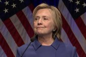 Clinton: While divided, America is worth...